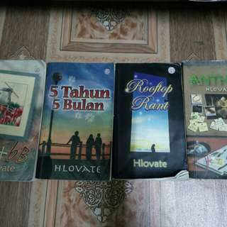 Novel Hlovate