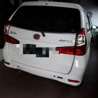 Daihatsu xenia standard 1.3
