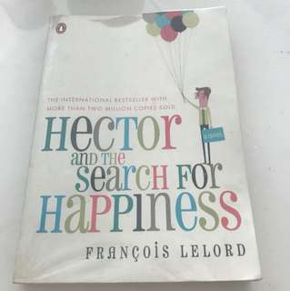 Book - Hector and the search for happiness