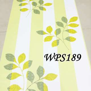 WPS189 GREEN LINE N LEAVES