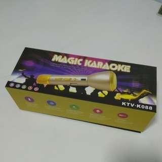 Brand new Magic karaoke Microphone