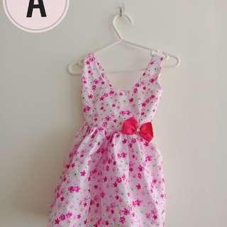 Baby girl dress bnew