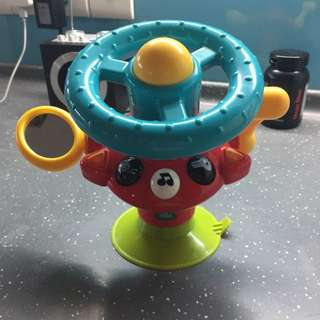 Mothercare Car Steering Toy w/sound