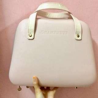 Vanity case toiletry bag make up
