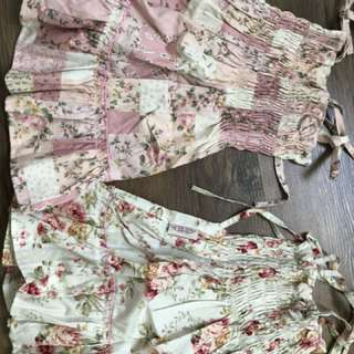 Comfy and pretty dresses for little ones