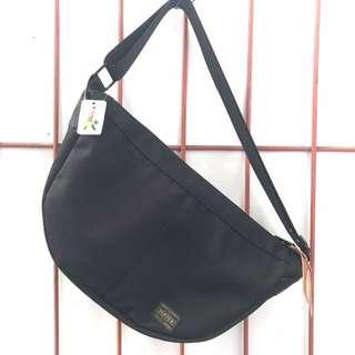Porter waist bag (black)
