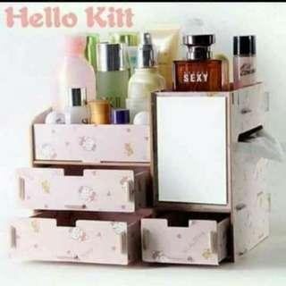🐼Hello Kitty Wood Organizer