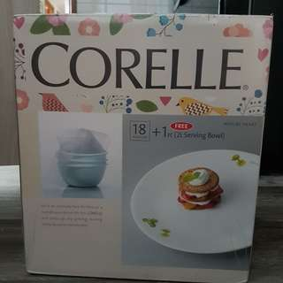 Corelle Dining Set (New)