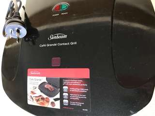 Sandwich Press and Contact Grill