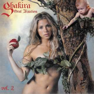 MY PRELOVED CD - SHAKIRA ORAL FIXATION VOL.2 / FREE DELIVERY (F3D)