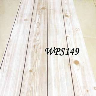 WPS149-WHITE MAPLE LIST