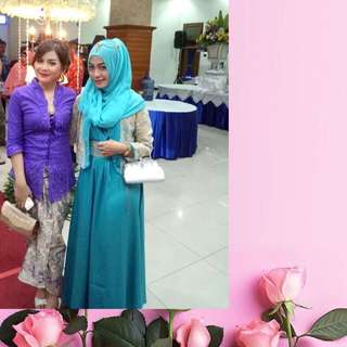 Kebaya Encim Purple