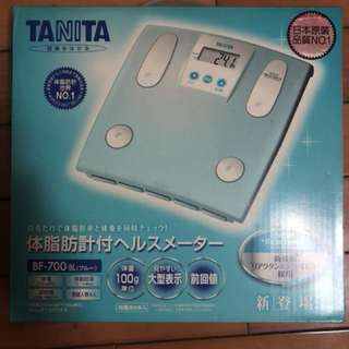 TANITA BF-700體脂
