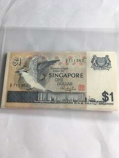 Spore Bird Series $1 notes x 38 run