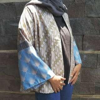 Baju Kimono Outer Wanita