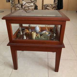 Side Table Indonesian wood