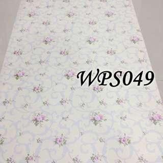 WPS049-SILVER VECTOR N LITTLE FLOW