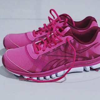 Reebok Sublite pink running NEW