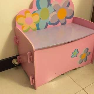 兒童可掀可拆式藝術座椅(高32寬60深36公分)限自取且購物滿2千