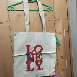 Love 環保袋