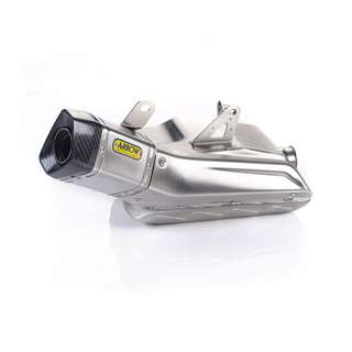 Arrow Exhaust Systems Singapore Triumph Street Triple 765 2018 Ready Stock ! Promo ! Do Not PM ! Kindly Call Us !