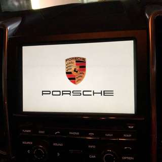 Porsche PCM3.1 Retrofit For Cayenne Cayman Boxter 911