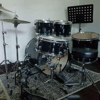 Crush Drum - Alpha