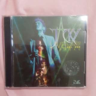 Jacky Cheung 张学友 有个人 karaoke Live in concert 1999 2VCDs