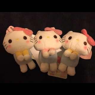 Sanrio Hello Kitty 公仔吊飾