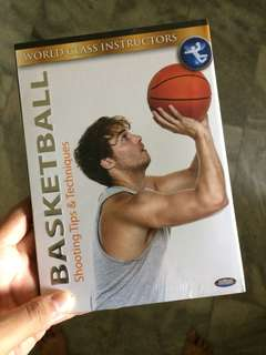 DVD Basketball Shooting Tips & Techniques