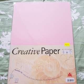 Creative Paper A3