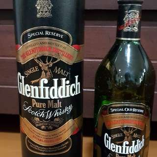 Glenfiddich 12yrs - Special Old Reserve (1980s)