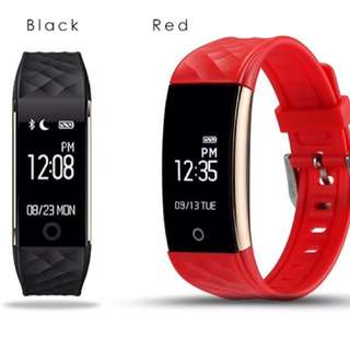 Fitnesswatch blood preassure heartrate fitbit