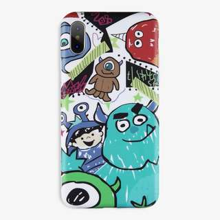 Monsters Inc Phone Case 2