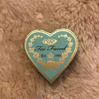 Too faced sweet tea bronzer