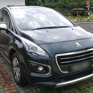2016 Peugeot 3008 Turbo Facelift