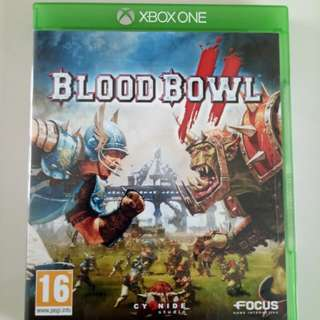 XBOX ONE GAME - BLOOD BOWL