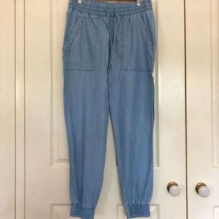 Seed Chambray Pants AU 8