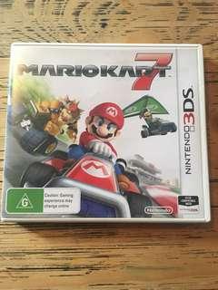 Mariokart 7 3Ds