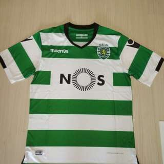 Brand new Sporting Lisbon soccer jersey