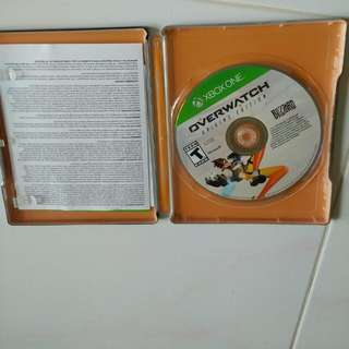 Ps4 Playstation, Overwatch, Steelbook,