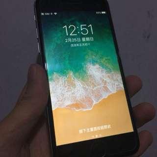 iphone 6 64gb Good bettery