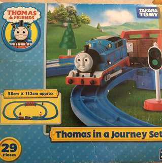 Thomas in a Journey Set
