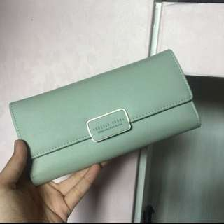 Korean forever young trifold wallet