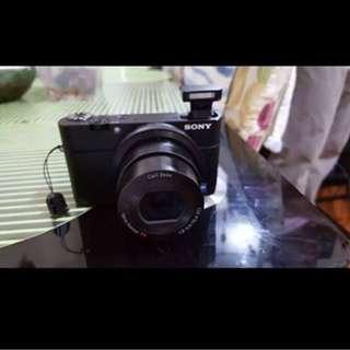 Sony DSC RX 100