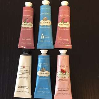 Hand remedy/therapy cream 6 pcs @28.00
