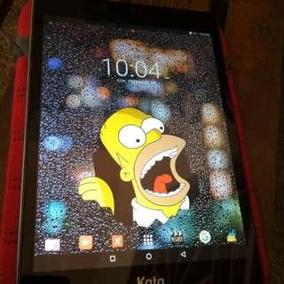 Rush: Kata T5 tablet