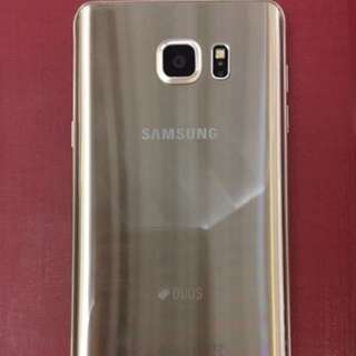 pre-loved Samsung Galaxy Note 5 MY SET