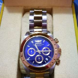 Invicta Chronos Stainless Watch