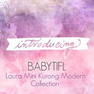 Laura Mini Kurong Modern